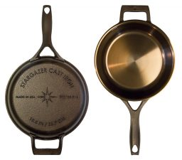 Star Gazer Cast Iron Skillet