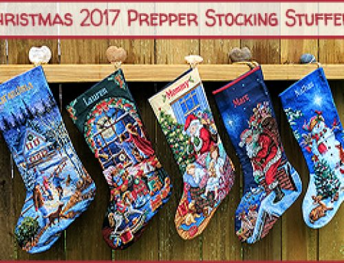 2017 Stocking Stuffers For Preppers