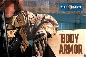SafeGuardBody Armor