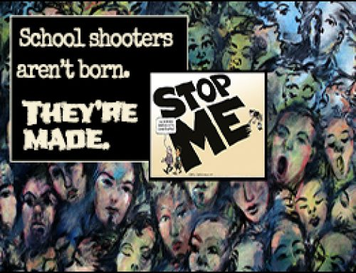 School Shooters Aren't Born. They're Made.