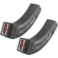 Ruger 10/22 BX-25 Magazine 25-Round 2-Pack