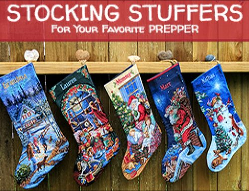2018 Stocking Stuffers For Preppers