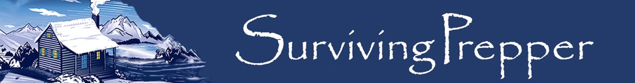 Surviving Prepper Logo