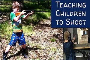 Teaching Children to Shoot