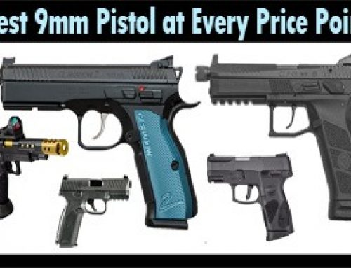Best 9mm Pistol at Every Price Point