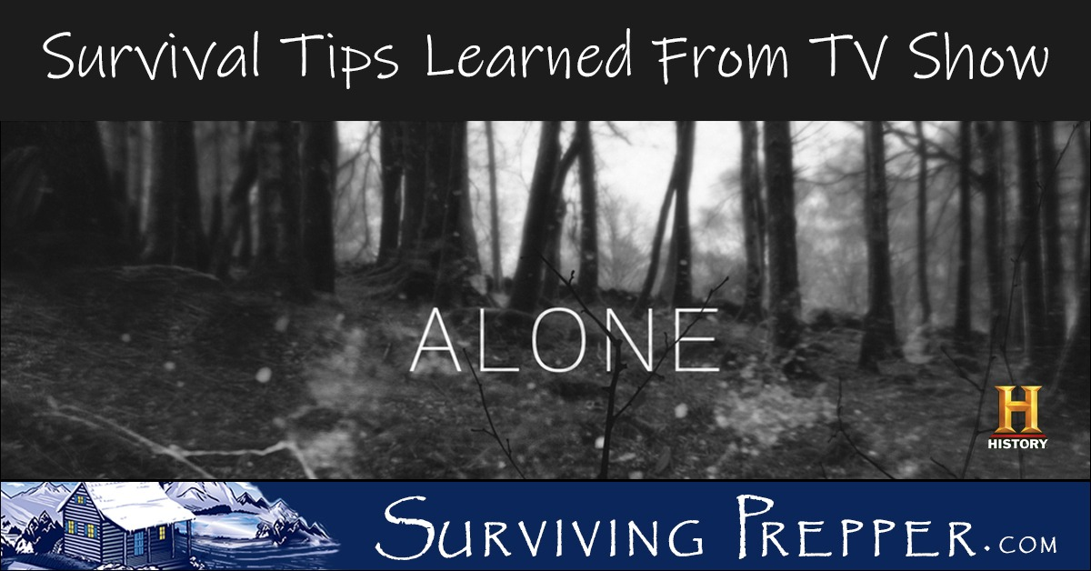 Survival Strategies Learned From History Channel Alone - Surviving