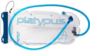 Platypus Big Zip Water Reservoir for Hydration Backpacks 3-Liter water storage for your bug out bag
