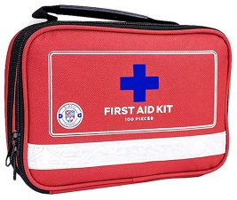 Ultra Lightweight Compact First Aid Kit for your bug out bag