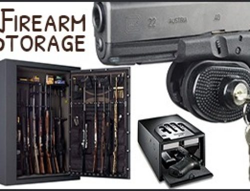 3 Ways to Safely Store Your Firearms