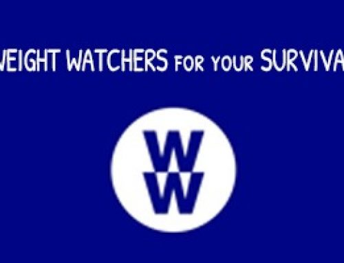 Weight Watchers for Your Survival