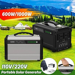 Clean Generators - portable solar generator