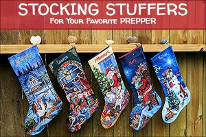 2019 Stocking Stuffers for Preppers